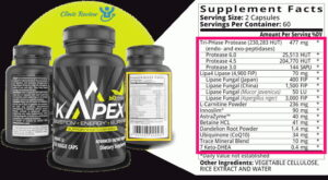 kApex Bioptimizers Keto Formula