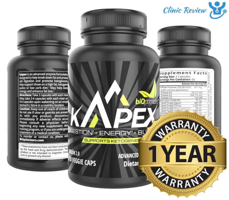 kApex Bioptimizers Review [Expert Review w/ Evidence]