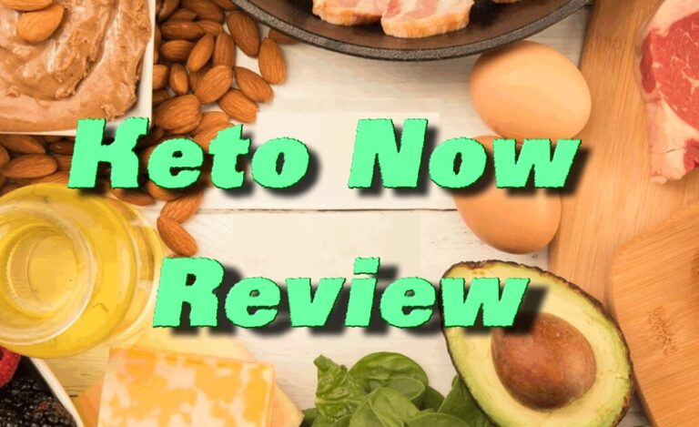 Keto Now Review [Expert Review w/ Evidence]