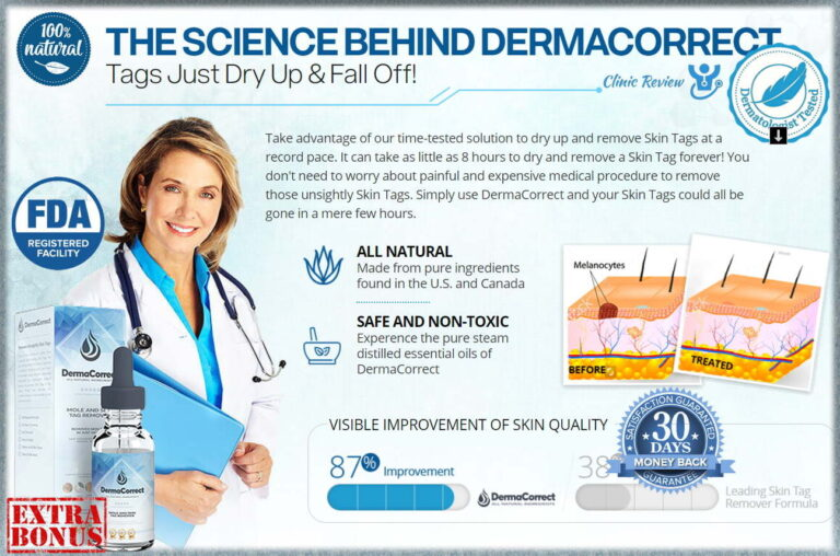 Derma Correct Reviews Reveal How to Remove Skin Labels