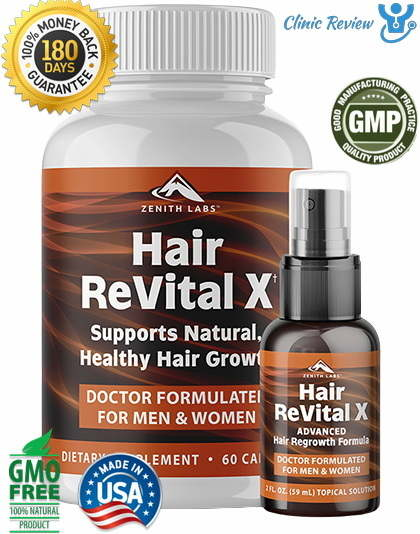 Hair Revital X Review [Expert Review w/ Evidence]