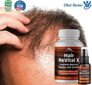 hair revital x scam