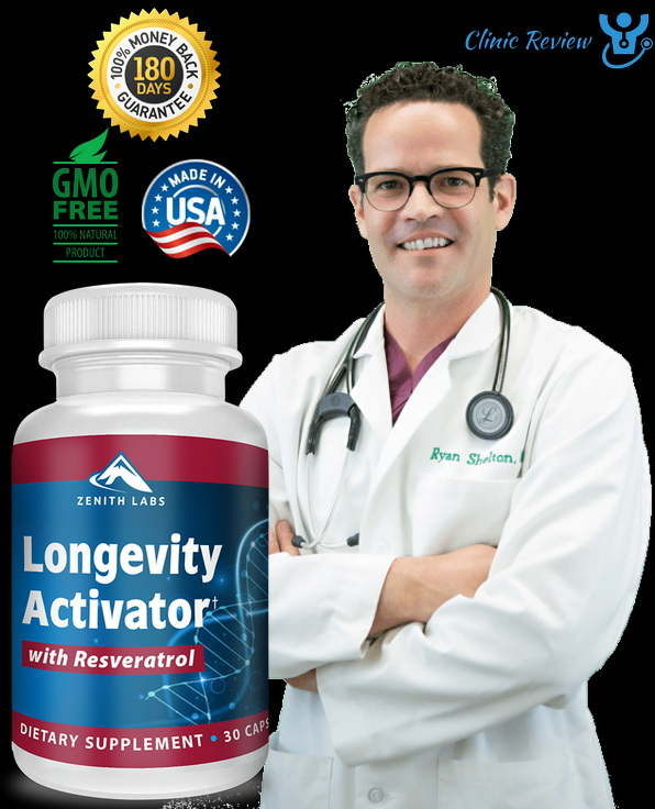 Zenith Labs' Longevity Activator Reviews -Safe Ingredients?