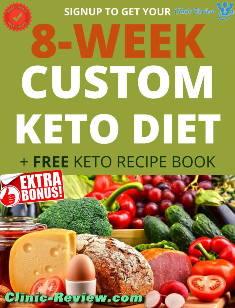 Custom Keto Diet Review –Detailed Keto Weight Loss Program!
