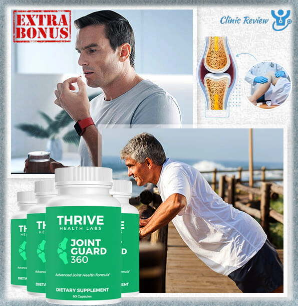 Thrive Joint Guard 360 Review – Is It Safe?