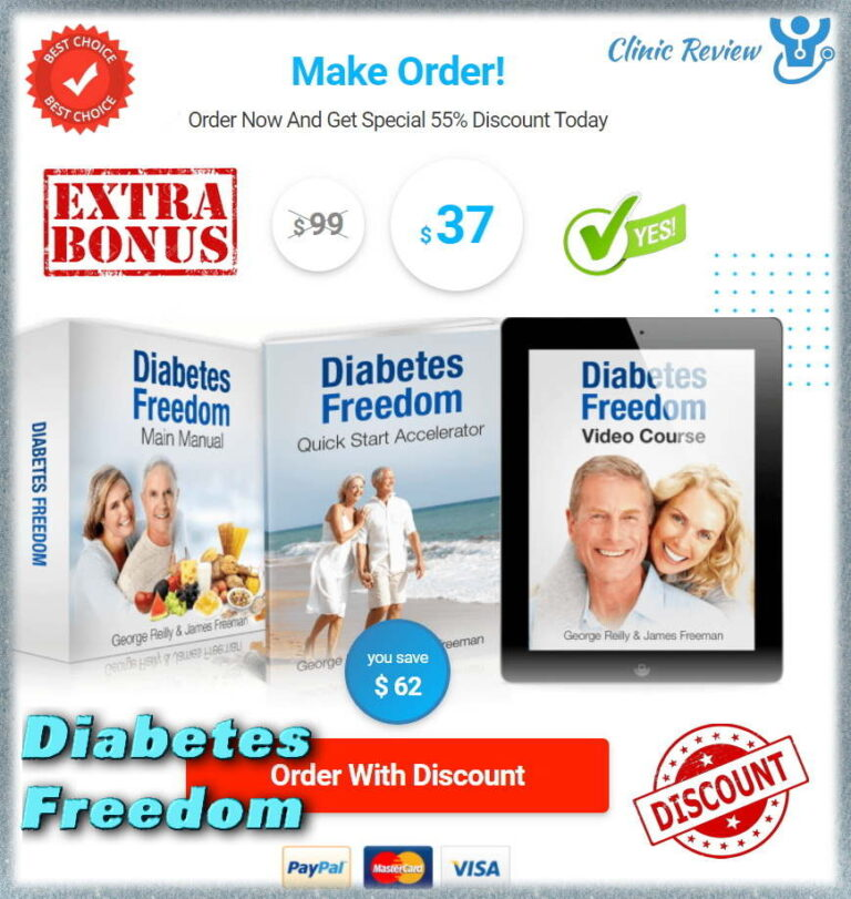 Diabetes Freedom Review-Does It Really Work?