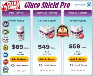 Gluco Shield Pro Prices