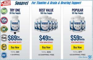 Sonavel Prices