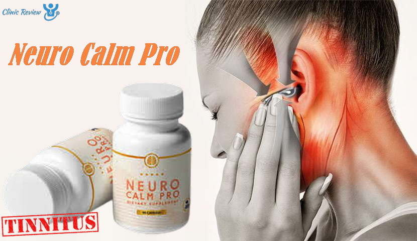 Neuro Calm Pro Tinnitus