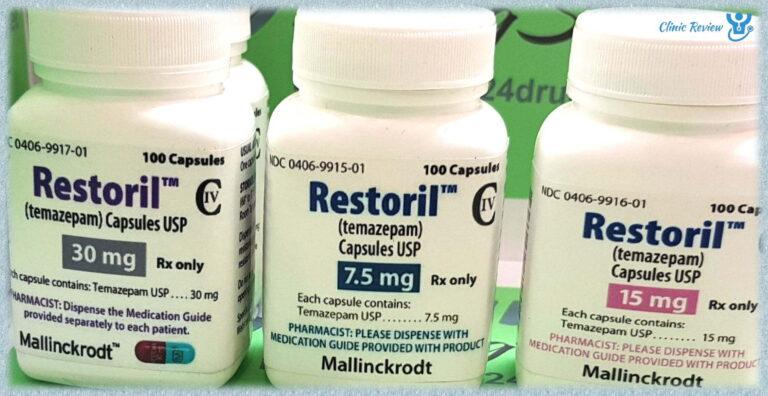 Restoril (Temazepam) Reviews Restoril to treat Insomnia