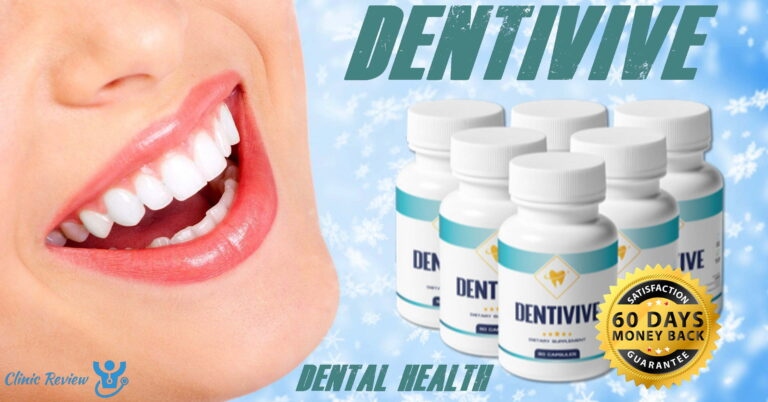 DentiVive Reviews – A Nutritional Supplement To Support Oral Hygiene!