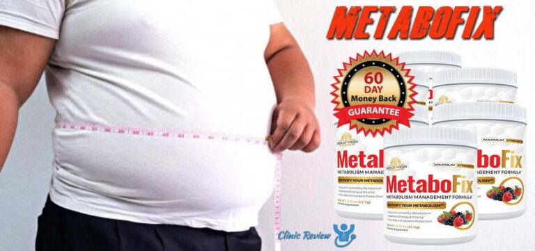 MetaboFix Reviews –Real Weight Loss Ingredients or Scam Complaints?