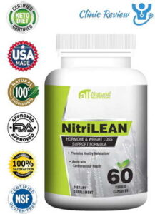 NitriLEAN Weight Loss