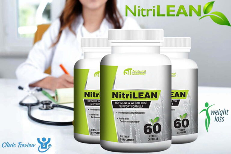 NitriLEAN Weight Loss Reviews: Do Nitri Lean Pills Work for Weight Loss?
