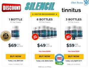 Silencil Prices