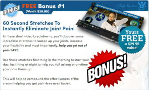 MindBody Matrix Pain Cream Bounce Free