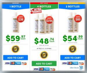 MindBody Matrix Pain Cream Prices