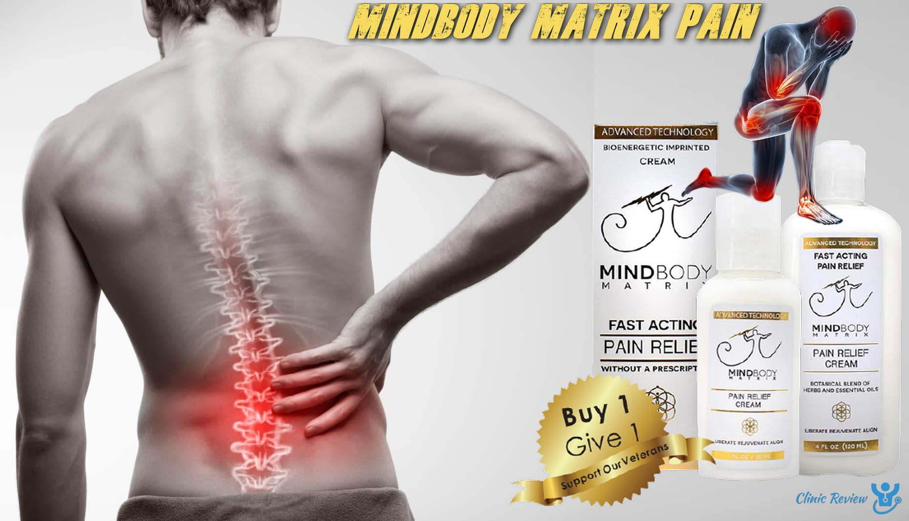 MindBody Matrix Pain Cream Reviews