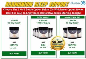 Harmonium Sleep Support Prices